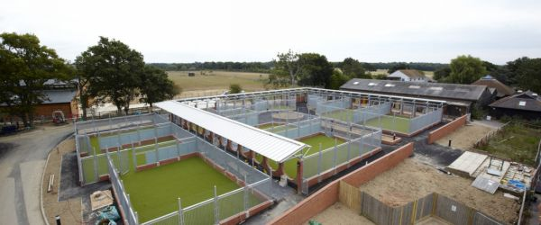 Image of  Dog Kennel – United Kingdom